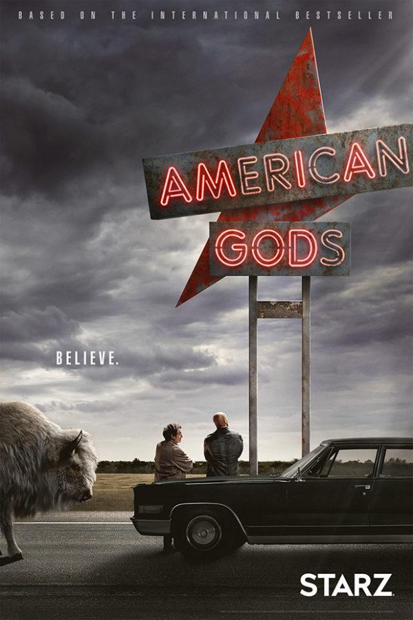 Póster de American Gods