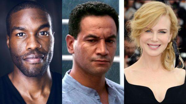 Yahya Abdul-Mateen II, Temuera Morrison y Nicoles Kidman, fichajes para Aquaman