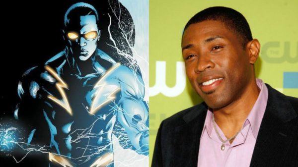 Cress Williams será el protagonista de Black Lighting