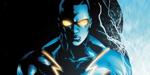 Black Lighting pasa de Fox a The CW