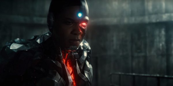 Cyborg, confirmado como la tercera Caja Madre de Justice League