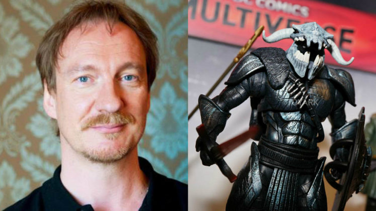David Thewlis será Ares en Wonder Woman