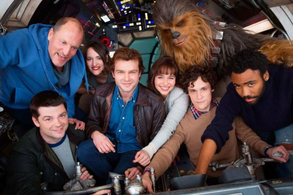 El reparto del spin-off de Han Solo, listo para despegar