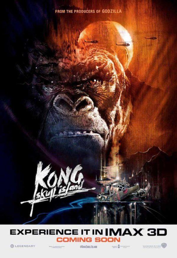 Póster IMAX de Kong: Skull Island
