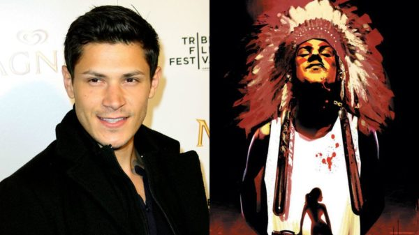 Alex Meraz protagonizará Scalped