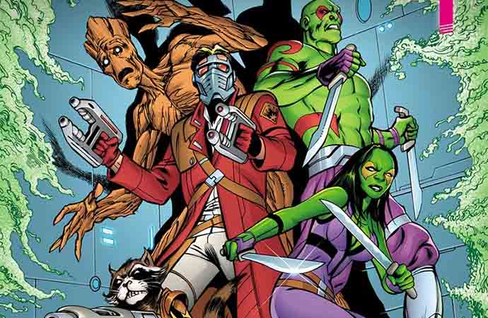 Guardians of the Galaxy: Mother Entropy #1