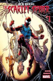 Portada rediseñada de Scarlet Spider #1