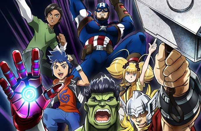 Future Avengers #1