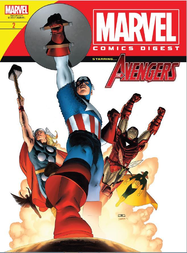 Marvel Comics Digest Avengers