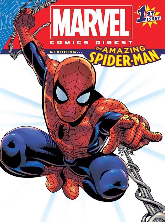 Marvel Comics Digest Spider-Man