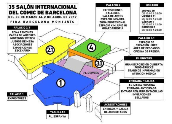 Mapa 35 edición