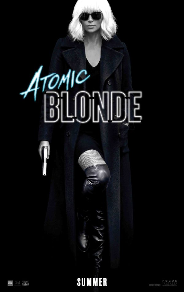 Póster de Atomic Blonde