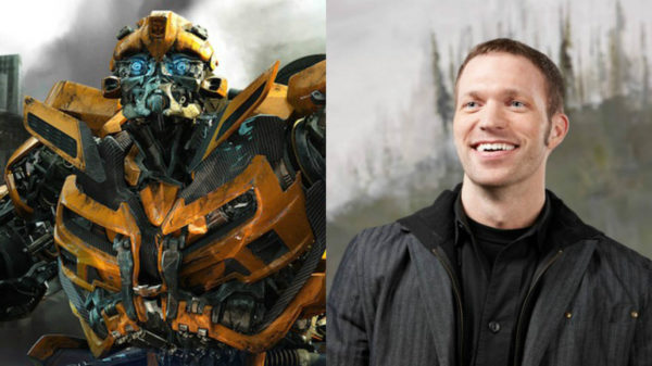 Travis Knight, director del spin-off de Transformers