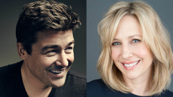 Kyle Chandler y Vera Farmiga, protagonistas de Godzilla: King of Monsters