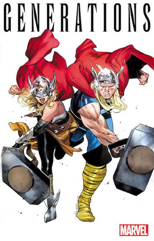 Generations Marvel Promo Image