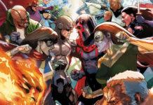 Inhumans vs X-Men Imagen destacada