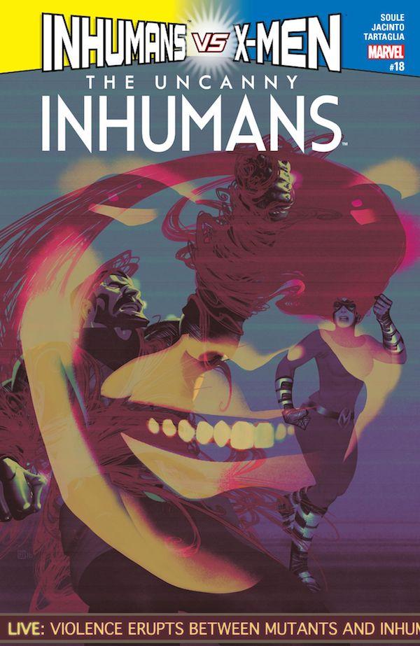 IvX Uncanny Inhumans