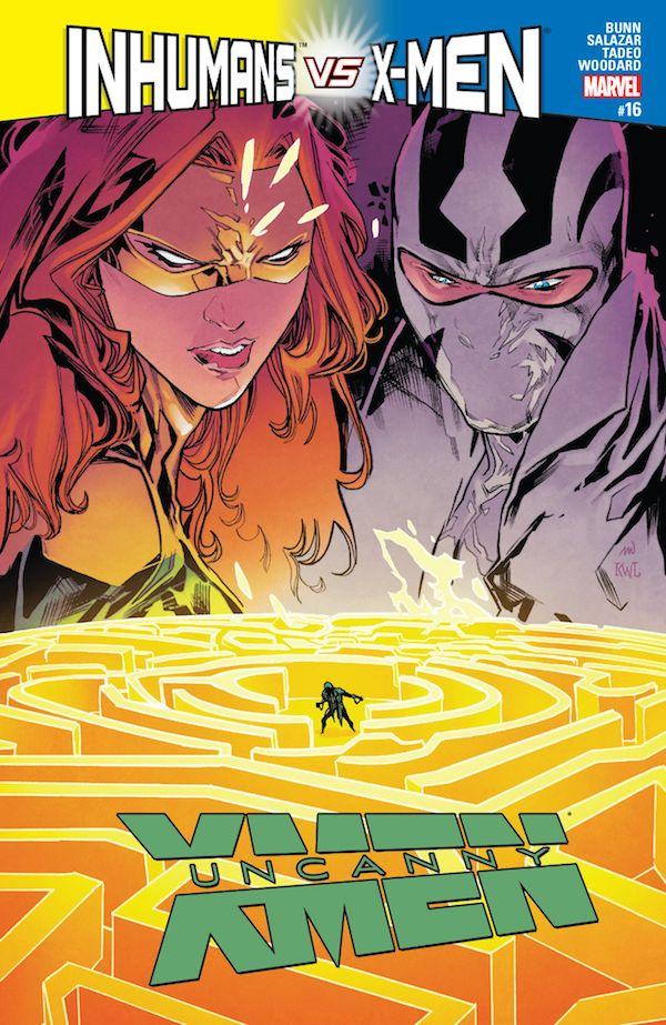 IvX Uncanny X-Men