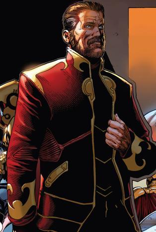 Json Rey de Spartax y padre de Starlord  Zona Negativa