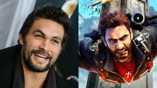 Jason Momoa protagonizará Just Cause