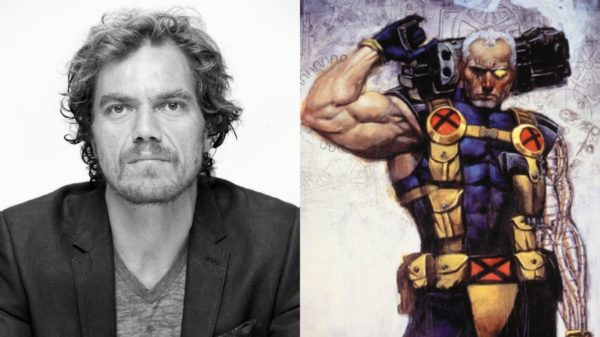 Michael Shannon, favorito para ser Cable