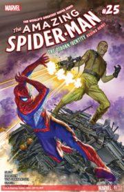 Portada de Amazing Spider-Man #25