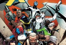 Astonishing X-Men 2017 1 Portada