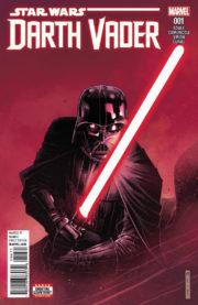 Portada de Darth Vader #1