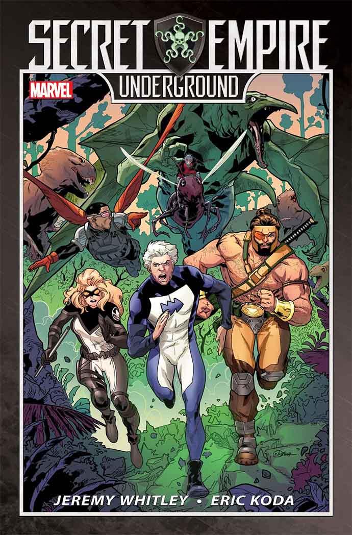 Secret Empire: Underground #1