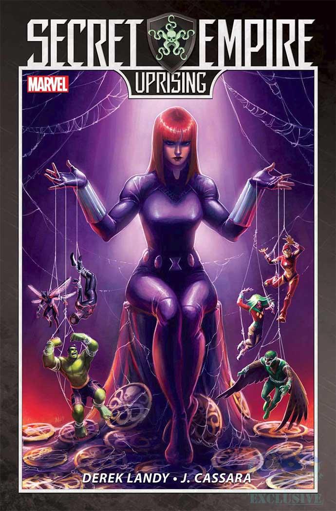 Secret Empire: Uprising #1