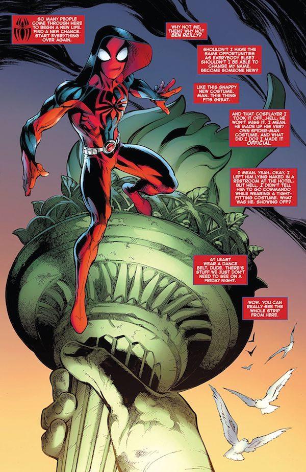 Ben Reilly: Scarlet Spider 1 Preview 1