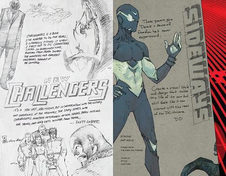 DC Yunque de los hombres, Gray Ash, 7.5 D EE. UU.
