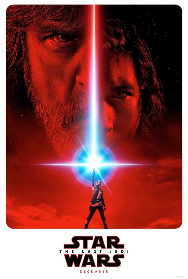 Póster de The Last Jedi