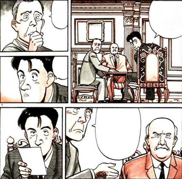 Master_Keaton_1_Capítulo_1