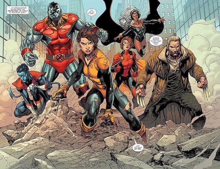 X-Men Gold 1 Preview 2