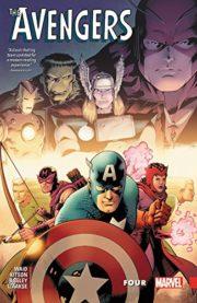 Avengers: Four TPB Cover