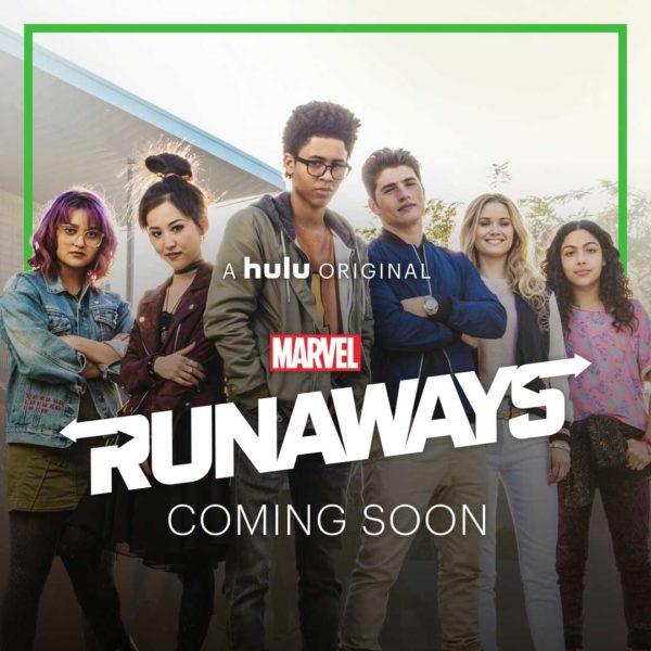 Primera imagen de Runaways