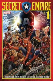 Secret Empire 1 Imagen destacada