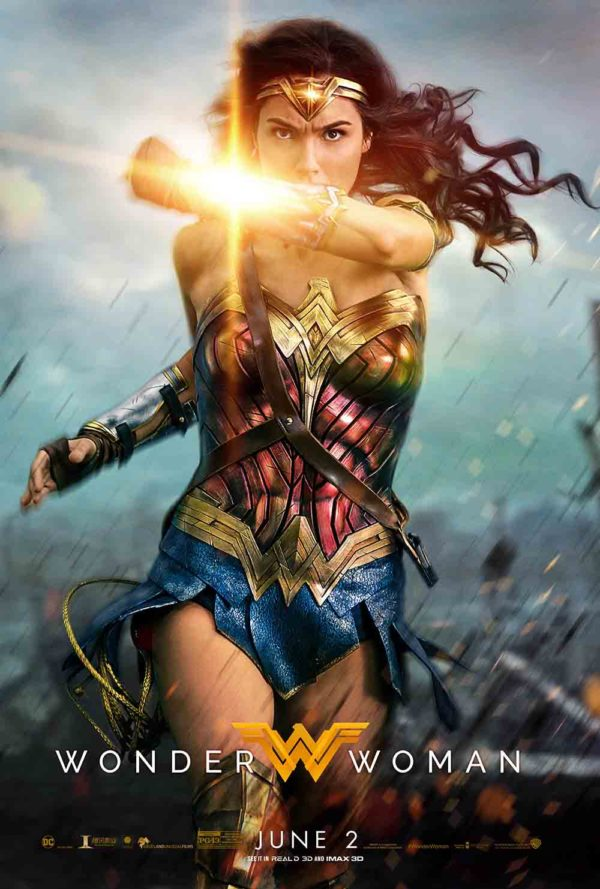 Póster de Wonder Woman