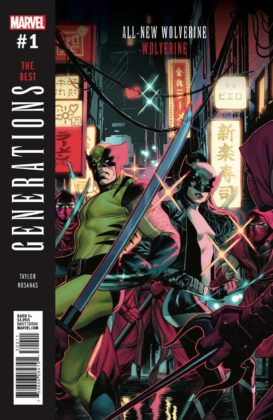 Generations: All-New Wolverine & Wolverine #1