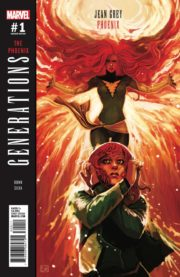 Generations: Phoenix & Jean Grey #1