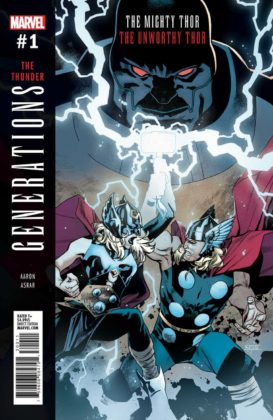Generations: The Unworthy Thor & The Mighty Thor #1