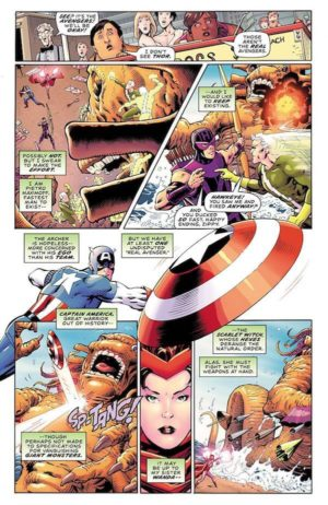 Avengers: Four 2-1 Preview 2