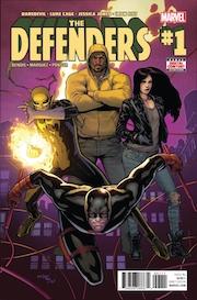 Defenders 1 Portada Oficial