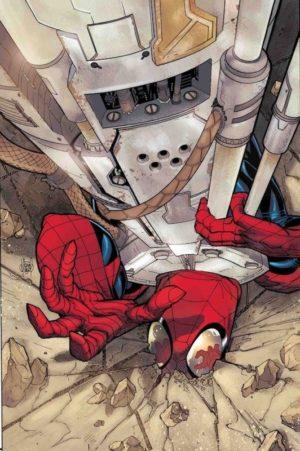 Peter Parker Spectacular SpiderMan 04 2017