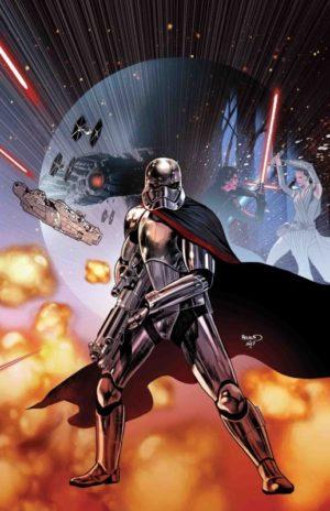 Star Wars Phasma 1 Cover