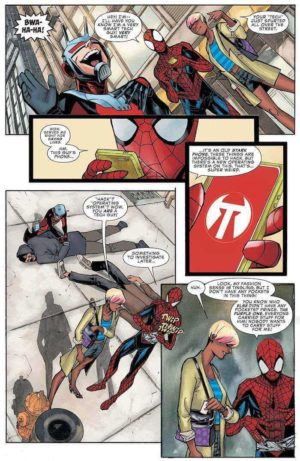 Peter Parker The Spectacular Spider-Man 2017 1 Preview 3