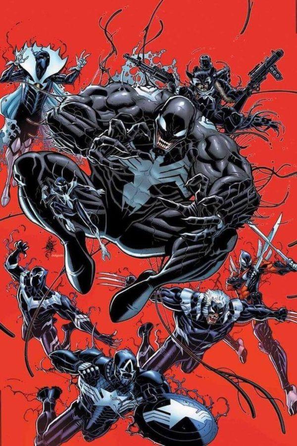 Venomverse Portada #1