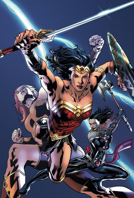 Wonder Woman Bryan Hitch