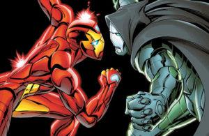 Invincible Iron Man Legacy